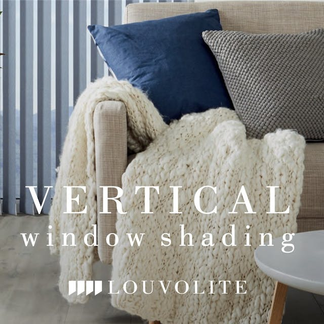 Louvolite Vertical Blinds 89mm
