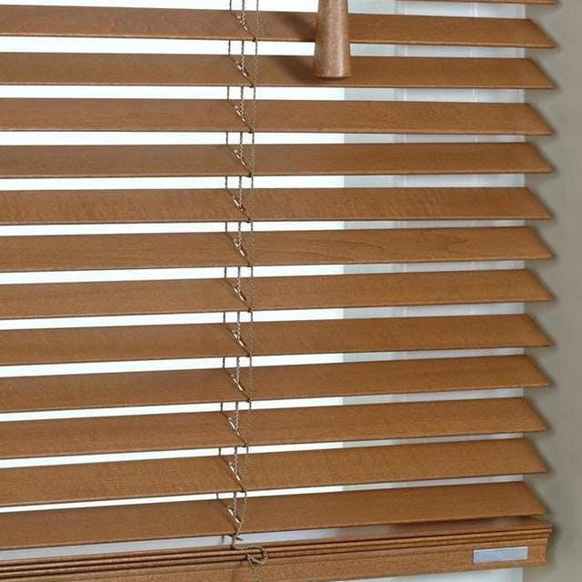 Styleline Wooden Blinds 25mm