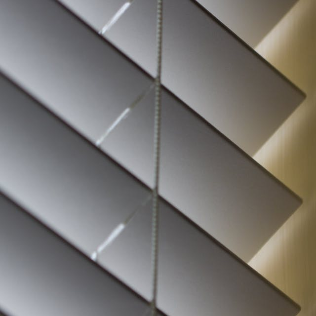 Styleline Wooden Blinds 63mm