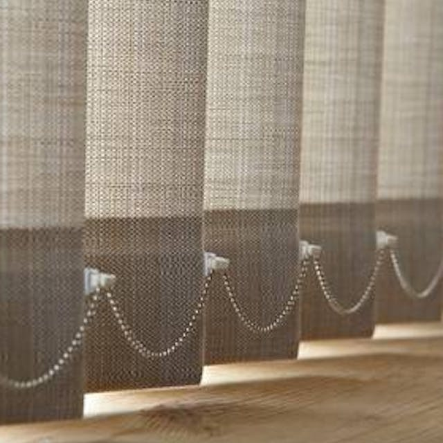 Luxaflex Vertical Blinds 127mm