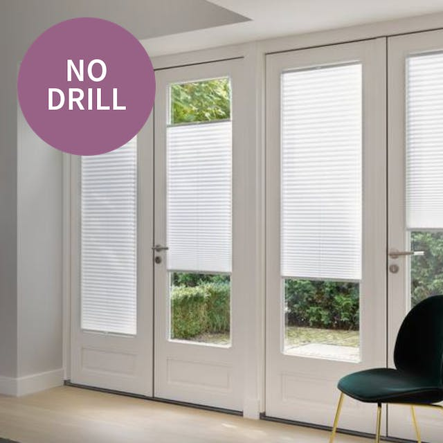 Luxaflex essentials Tru-Fit Plisse Blinds