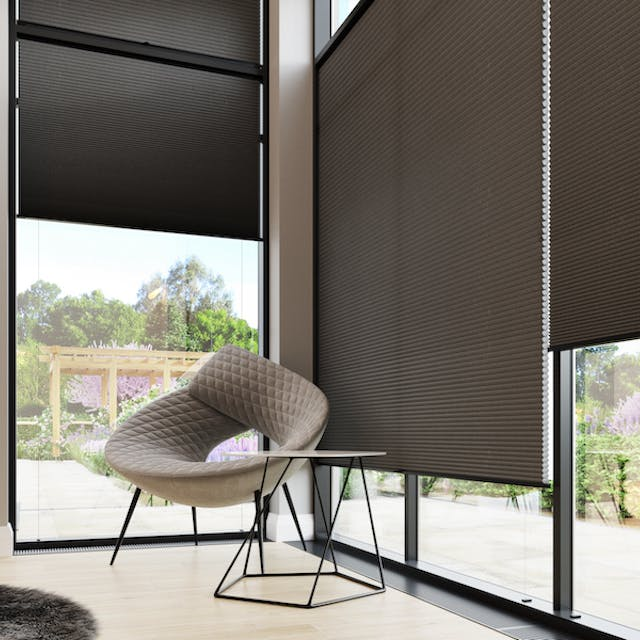 Fabric Box Cellular Blinds