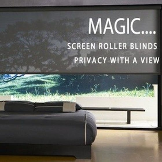 Magic Screen Roller Blinds Crosby Blinds