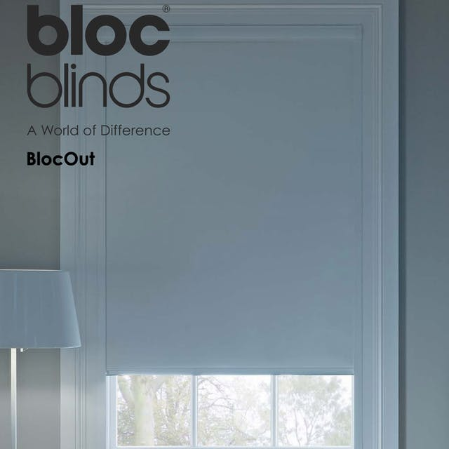 BlocOut 40 Roller Blinds