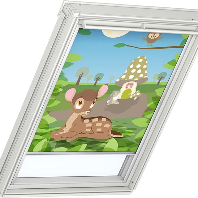 Velux Disney Dream Roller Skylight Blinds
