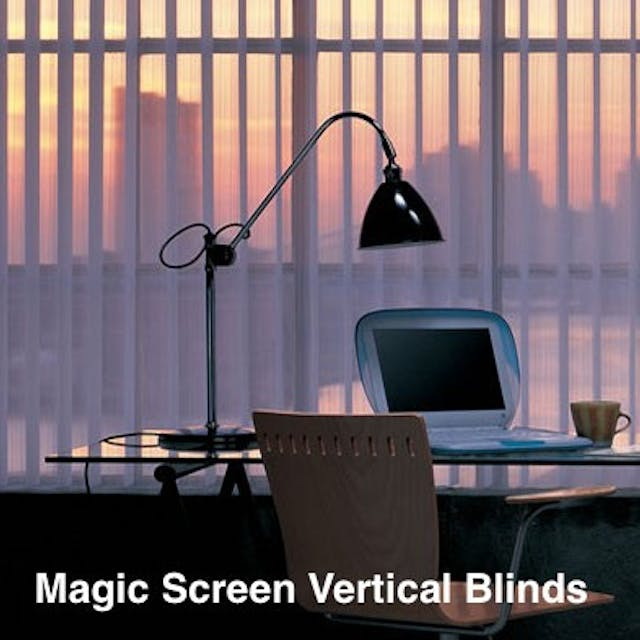 Magic Screen Vertical Blinds 127mm