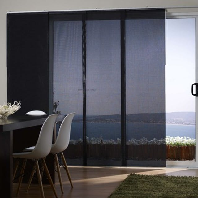 CB Premier Magic Screen Panel Blinds