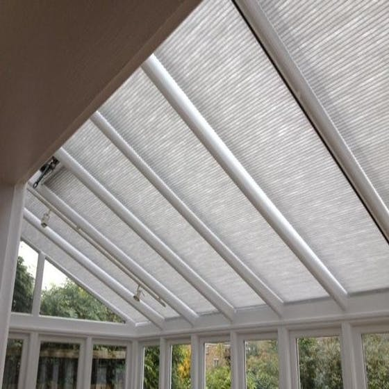 Luxaflex Duette Conservatory Roof Blinds Crosby Blinds