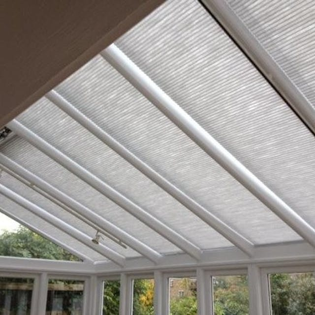 Luxaflex Duette Conservatory Roof Blinds 25mm