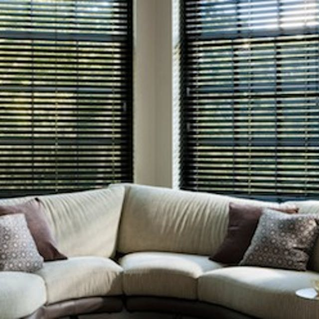 Starwood Wooden Blinds 35mm