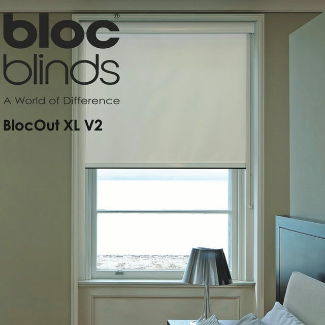 BlocOut 80 XL Roller Blinds