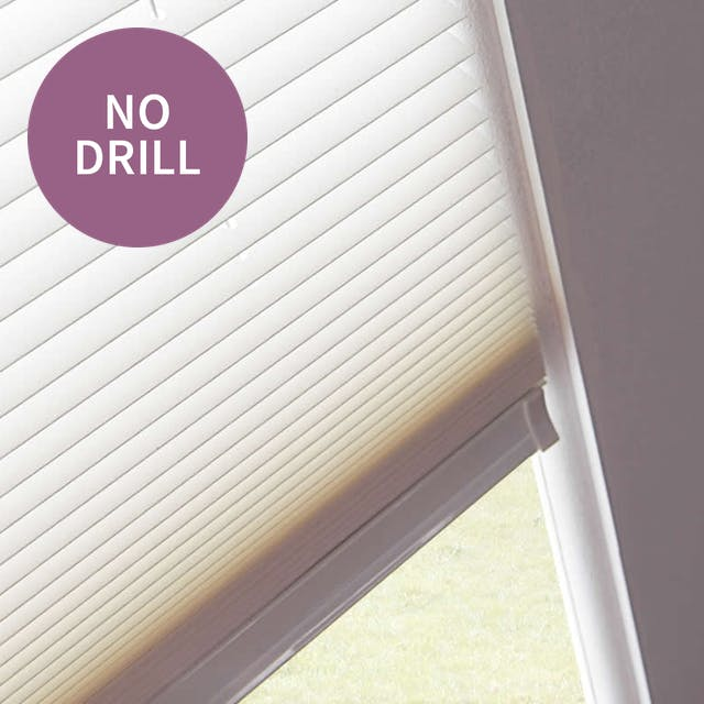 CB Premier Neat-Fit Clip Pleated Blinds
