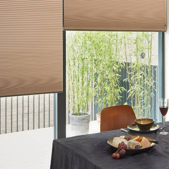 Luxaflex Duette Shades 25mm Crosby Blinds