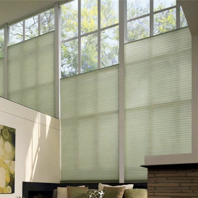 Luxaflex Duette Shades Top Down Bottom Up 64mm