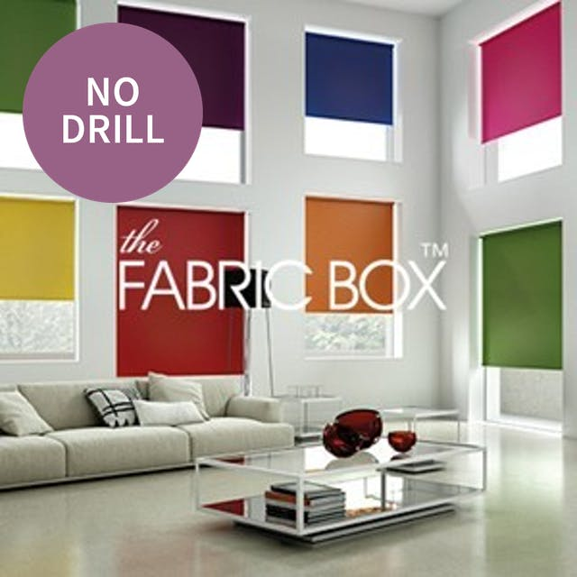 Fabric Box INTU Roller Blinds